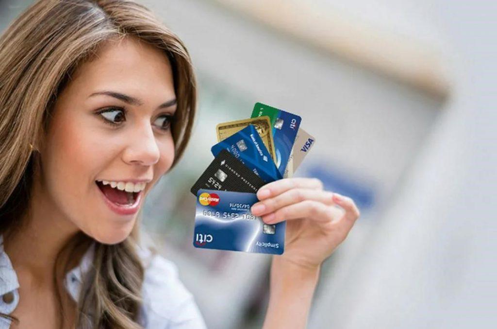 кредитные карты 2021